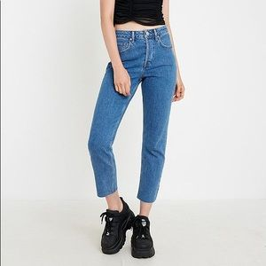 Urban Outfitters BDG Blue Skinny Jeans in '29'